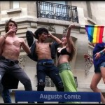 VIDEO Gay Pride Paris 2011