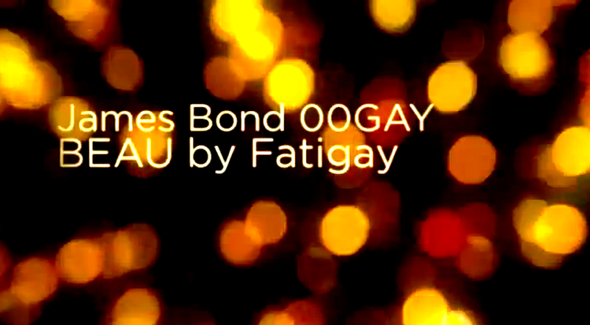 James Bond 00GAY