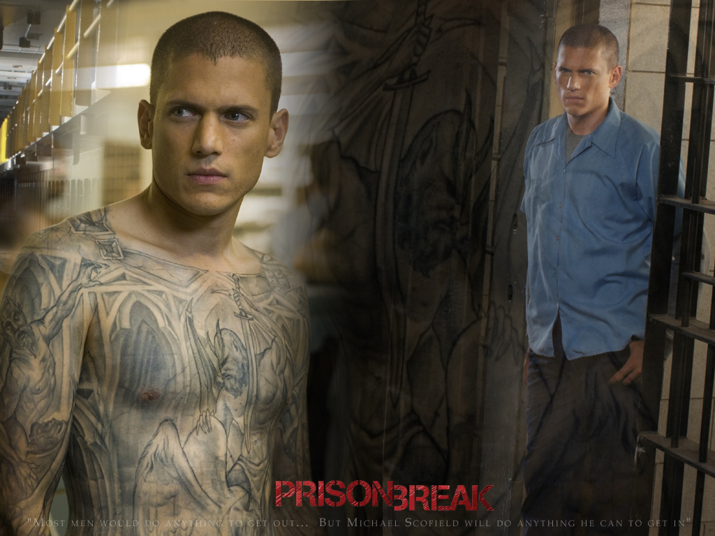 Wentworth Miller de Prison Break fait son Coming out
