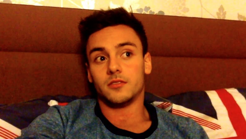 Le plongeur Tom Daley fait son Coming Out