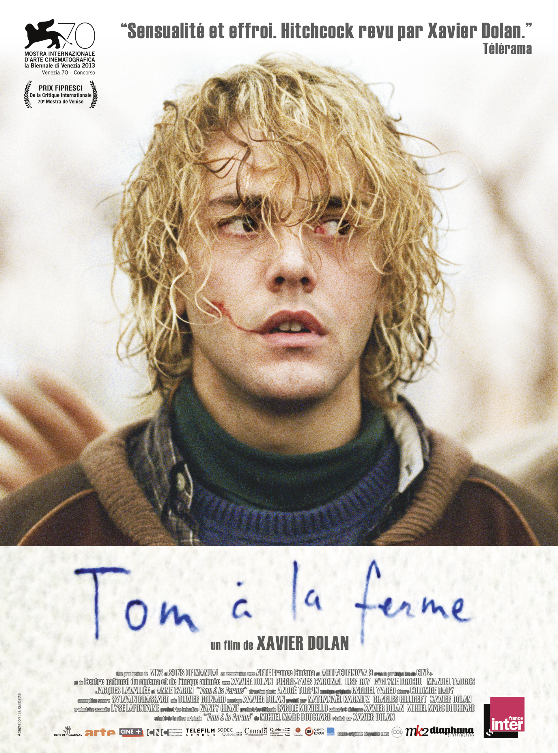 CINEMA GAY : Tom à la ferme de Xavier Dolan 03